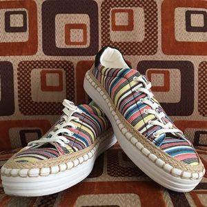 Sam Edelman Multi-color Sneakers